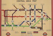London transport / Materiale pubblicitario che riguarda #LondonTransport e #Tube