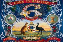 Banners / Australian and world Trade Union banners