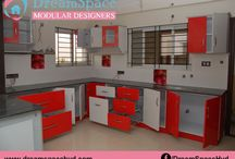 Modular Kitchen / Modular Kitchens are the order of the day in an era that focuses on convenience, space economy and utility value.
