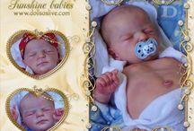 ELLIS - Olga Auer - Dolls as Live - Made with Love - Sunshine Babies - Reborn Dolls