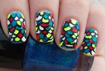 For The Love of Nailart (Once Upon a Blog) / Once upon a time nail art blogger and my nail art from For the Love of Nailart
