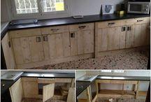 Küche selber basteln