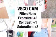 Filter Vscocam