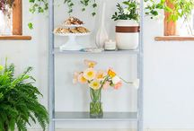 Shelfie - Cool Shelves and Styling Ideas /  Cool Shelves and Styling Ideas