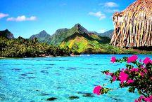 beautiful places / by Lori Hamilton