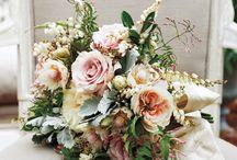 Bridal Bouquet Inspiration / Petite Bouquet's Bridal Bouquet Inspiration