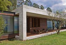 Casas Modernas / by Alan Tenorio