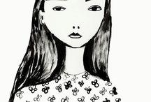 art style - face stylization