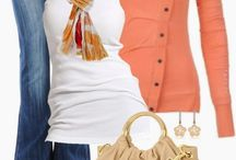 Casual wear in bright colours..Love it!