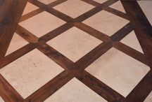 Fun floors / by Mendi Martin Border