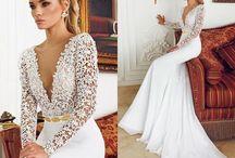 Pearl dresses
