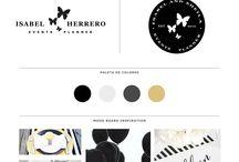 """Styleguides by Laura Carracedo / Las guías de estilo o """"styleguides"""" son esenciales en el proceso de creación de una marca."""