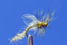 Emerger Flies / Flyfishing Emerger Flies - how to tie them, recipes and videos