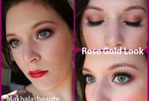 Makhalasbeauty Looks / Here are my favourite beauty looks