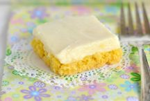 *Recipes Worth Trying - Desserts / by Del Hamilton