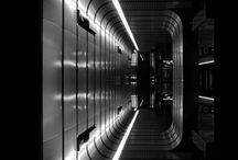 Interior shots scifi