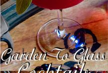 Garden To Glass Cocktails