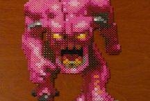z - pixel art - Doom