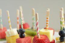 Ideas cocina: Frutas