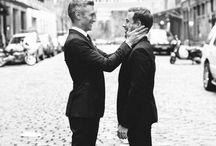 gay weddings / love is for everyone