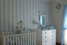 Quartinho / Nursery rooms