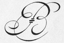 Calligraphy I need to practice