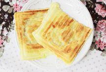 Lanches e Café da manhã