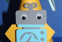 Festa robô