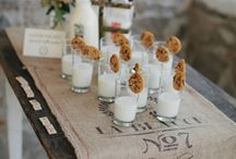 Milk & Cookie Party Ideas / by 600 lb gorillas, Inc.