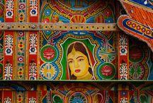 Pakistan / by ModernistMaude