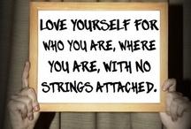 Love Yourself Challenge / by Carey Cronin