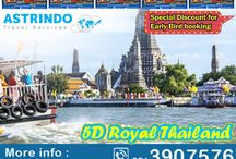 5D Royal Thailand