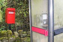 KX100 BT Telephone Boxes / KX100 BT Telephone Boxes in the UK.