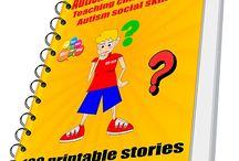 autism social skills stories
