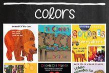Bi-literacy / Bilingual books