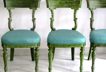 CHAIRS / by Joanne Dallas