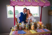 Fairground Wedding / Fairground wedding ideas.  All the products featured in the album you can hire from us. All images ours or our customers :)