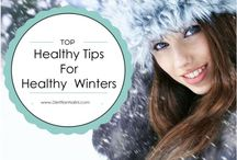 Healthy tips for winters