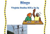 Virginia Studies - 4th Grade