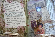 altered books and cards / by Donna Passmore