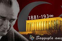 Mustafa Kemal ATATÜRK / 1881-
