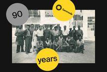 Sammode's 90th anniversary