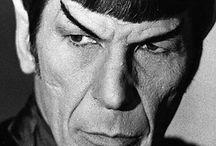 Star Trek - Spock / by sperk 1701