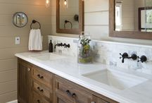 Guest Bathroom // The Houston Home