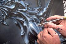 Airbrush For Beginners