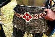 Knights belts
