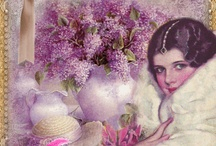 Lilacs Galore / Inhale the gorgeous aroma! Dwell in the senses  / by Donita Hellmann