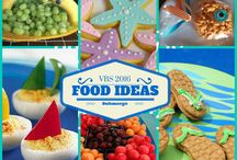 VBS - Food Ideas / Snacks and food ideas for VBS.