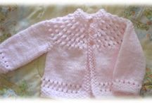 Baby Cardigan Knitting Patterns / Baby cardigan knitting patterns. Some are easy, some are hard, most (not all) are free, garter stitch cardigans, lace stitch baby cardigans, cable cardigans, baby cardigan knitting patterns for newborns, 3 months, 6, 12 and 18 months. See more at http://www.knitting-bee.com/free-baby-knitting-patterns/baby-cardigan-knitting-patterns