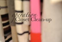 vanity - closet - organization